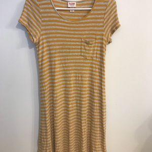 Mossimo Ribbed Dress